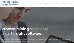 process mining software comparison site