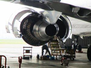 airline engine maintenance